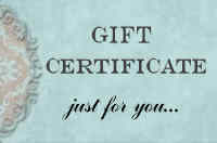 Gift Certificates for Teri's Hair Loft